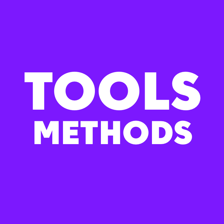 Tools Methods