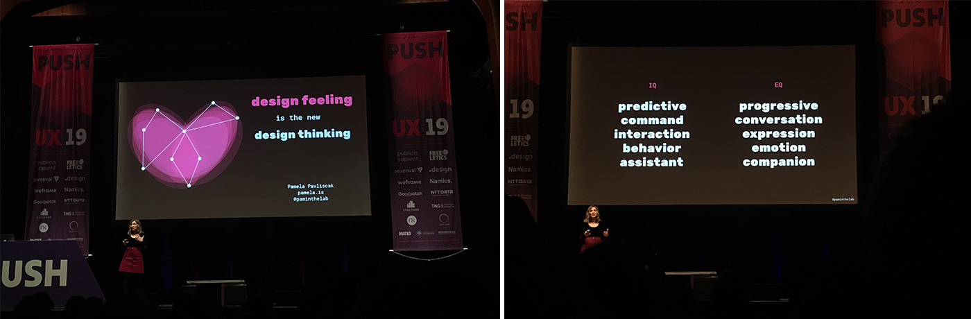 #push19 emotionally intelligent design
