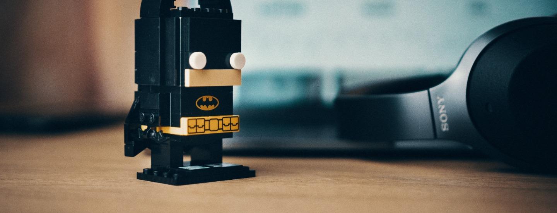 Lego Batman Headphones